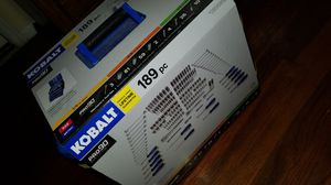 189 tool set kobalt for Sale in Whitehall, OH