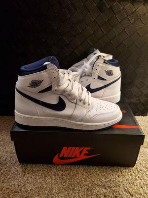 "Nike Air Jordan retro 1 ""Metallic Navy"" for Sale in Renton, WA"