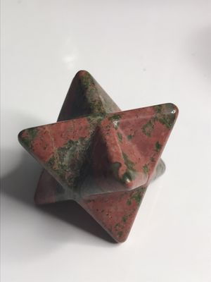 Rhonondite merkaba for Sale in Seattle, WA