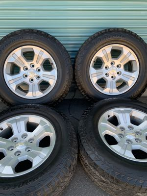 Chevy Silverado Factory Wheels for Sale in Fontana, CA