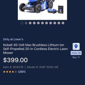 Lawn Mower for Sale in Las Vegas, NV