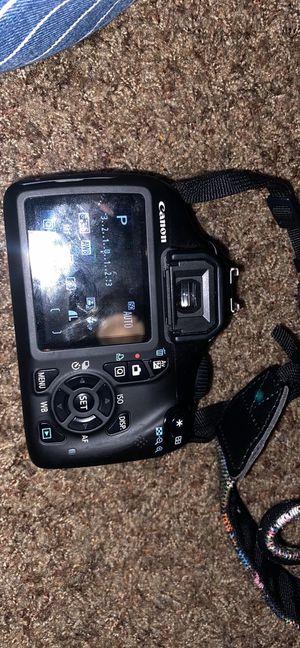 Canon Rebel T3 for Sale in Chico, CA