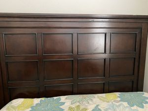 Queen Bed Frame for Sale in Clovis, CA