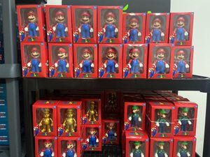SUPER MARIO FIGURES for collection for Sale in Hollywood, FL