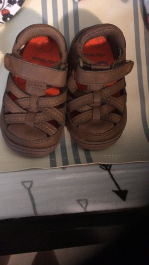 Stride Rite Boys Shoes size 4 new for Sale in Virginia Beach, VA