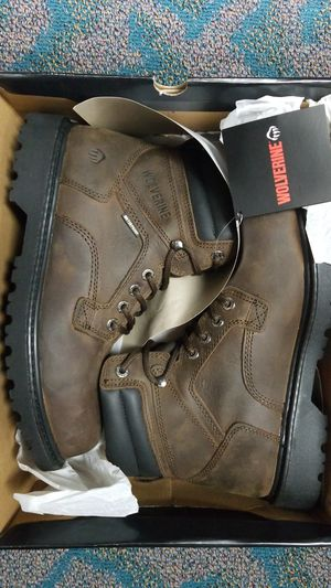 *NEW* WOLVERINE WORK BOOTS SIZE:10/11/12 for Sale in Miami, FL