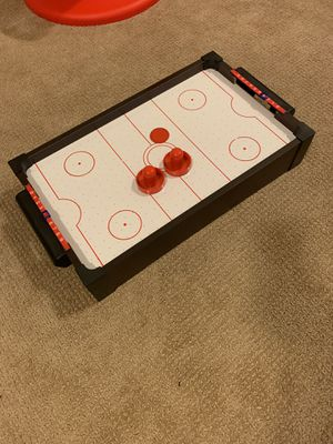 Table top air hockey for Sale in Oregon City, OR