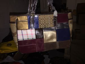 Coach and michael kors purses for Sale in Detroit, MI
