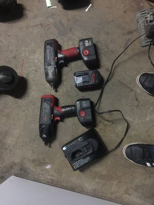 2 snap-on impact wrench for Sale in Escondido, CA