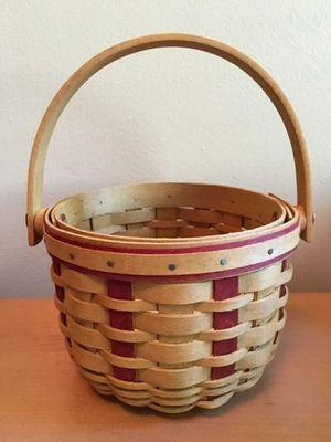 Longaberger 2004 Branch Award Basket for Sale in Richardson, TX
