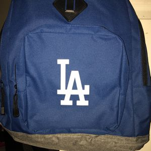 Dodgers Backpack. New!!! for Sale in Los Angeles, CA