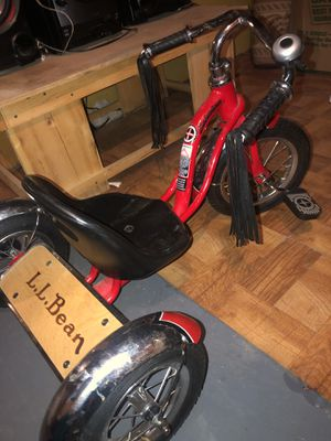 LL Bean Tricycle for Sale in Lewiston, ME