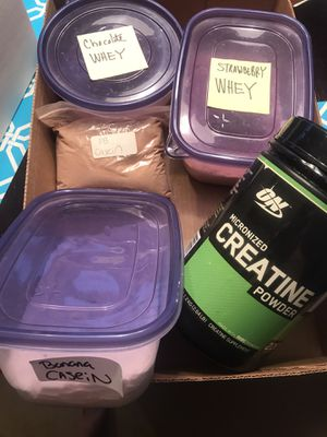 Workout supps - I SHIP for Sale in Indianapolis, IN