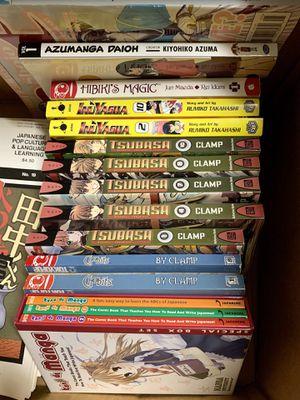 Japanese Manga for Sale in Sacramento, CA