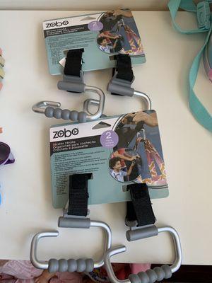 2 strollers hooks new for Sale in Alexandria, VA