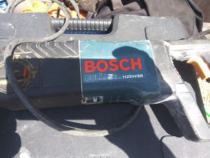 Drill bosch for Sale in Kansas City, KS