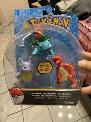 Pokemon collectibles! for Sale in Fresno, CA
