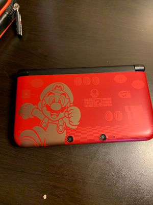 Nintendo 3ds with games and case for Sale in Sandy, UT