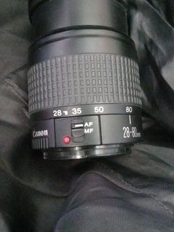 Canon Lenses Ultrasonic, And Two Cameras... Olympus E-510, Nikon coolpix L310 for Sale in Oakland,  CA