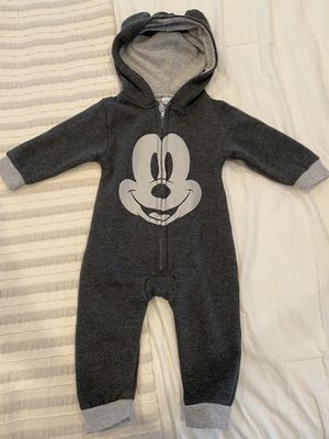 Disney Baby Mickey 6/9 months Onesie for Sale in El Monte, CA