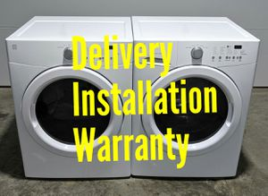 Kenmore Front Loading Washer & Dryer - Delivery/Installation Included for Sale in Hilliard, OH