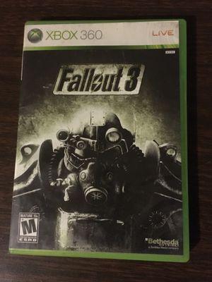 Fallout 3 for Sale in Boston, MA