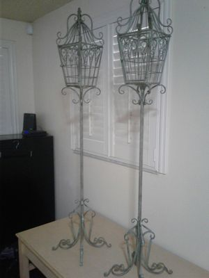 4 ft high Candle Holder for Sale in Tampa, FL
