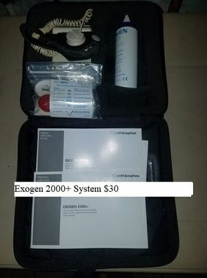 Exogen 2000+ System $30 for Sale in Dresden, OH
