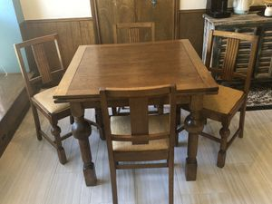 Antique Butler's Table for Sale in Richardson, TX