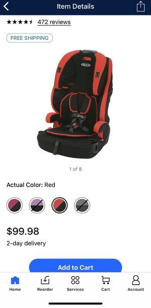 Graco Booster car seat for Sale in Lafayette, IN