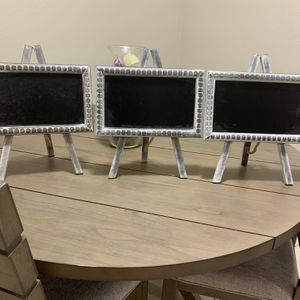 Beautiful Chalk Boards For Any Event for Sale in Miami, FL