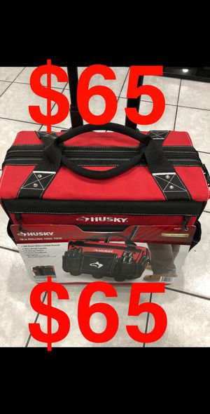 """Husky 18"""" tool bag brand new! for Sale in Compton, CA"""