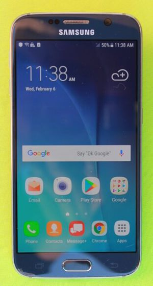 Samsung Galaxy S6 32GB Unlocked Cell phone for Sale in Tampa, FL