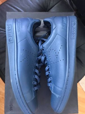 adidas raf simons collab stan smiths for Sale in San Jose, CA