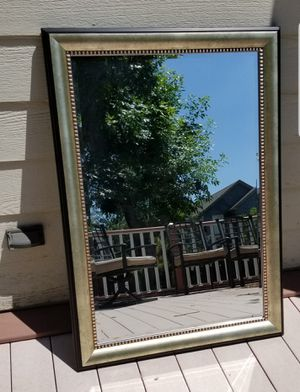 Decorative Wall Mirror - 41.5 in H x 29 in W for Sale in Broomfield, CO