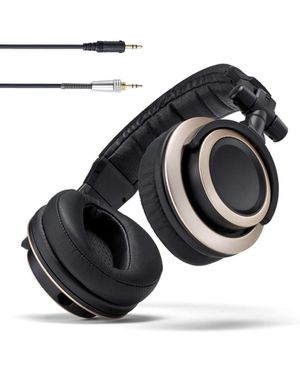 Status Audio CB-1 Closed Back Studio Monitor Headphones with 50mm Drivers - for Music Production, Mixing, Mastering and Audiophile Use for Sale in Glendale, AZ