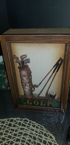 Golf aficionado key holder for Sale in Fort Worth, TX