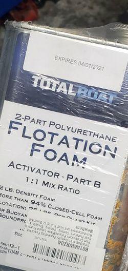 2Lb Flotation Foam 2 Part Epoxy for Sale in Riverview,  FL