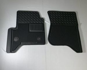 Chevy Silverado GMC Sierra All Weather Mats OEM 2015 2016 2017 2018 for Sale in Columbus, OH