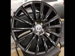 """Metcedes 19"""" new amg style rims tires set for Sale in Hayward, CA"""