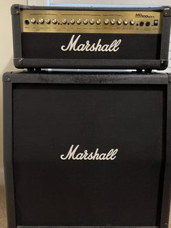 Marshall MG100HDFX Half Stack!! for Sale in Hendersonville,  NC