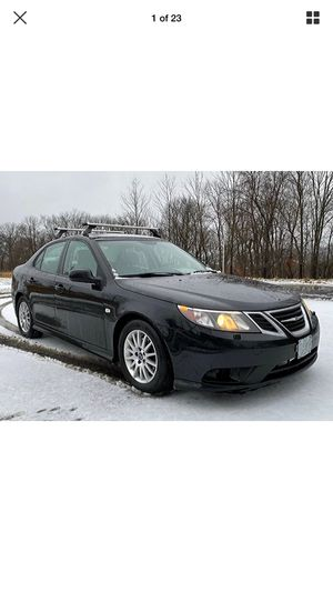 2008 Saab 9-3 2.0 T turbo 6 speed in great condition for Sale in Chesapeake, VA
