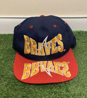 Atlanta Braves Snapback MLB Baseball Adjustable Hat Cap for Sale in Sunrise, FL