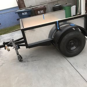 4x5 Trailer for Sale in La Verne, CA