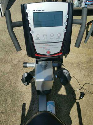 Exercise bike like new 90 days warranty for Sale in Alexandria, VA
