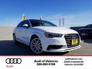 2016 Audi A3 for Sale in Santa Clarita, CA