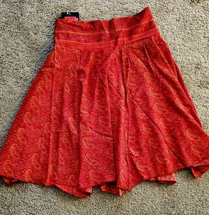 Women's Handkerchief Paisley Skirt for Sale in North Las Vegas, NV