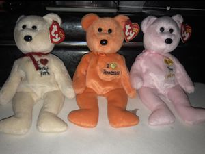 TY BEANIE BABIES for Sale in Los Angeles, CA