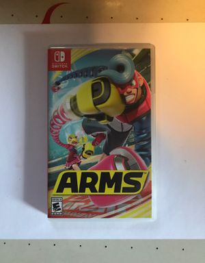 Arms Nintendo switch for Sale in Los Angeles, CA