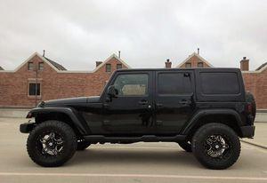 2012 Jeep Wrangler Sahara JK - 4WDWheelsss Great for Sale in Anaheim, CA